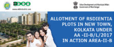 HIDCO Plot Lottery 2017